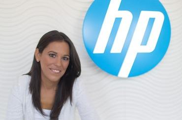 Inés Bermejo, responsable de Impresión de la región Sur de Europa de HP