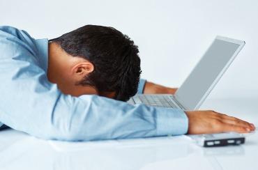 El estrés tecnológico se extiende entre los españoles.