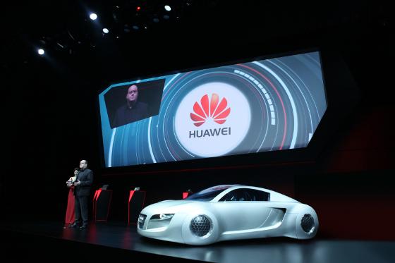 Huawei trabajará con Audi para impulsar los vehículos interconectados