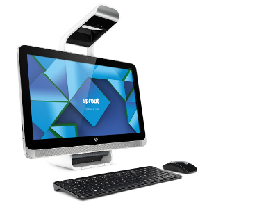 HP Sprout detalle