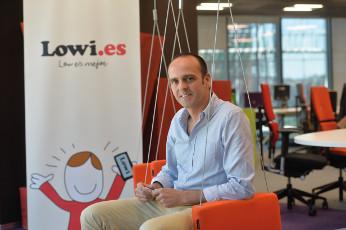 Alberto Galaso, director de Low Cost y Segmentos de Vodafone España y responsable de Lowi.es