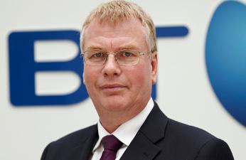 Keith Langridge, vicepresidente de Network Services en BT Global Services