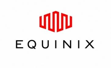 Equinix, logo, fondo, blanco,