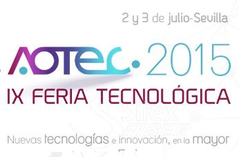 IX Feria Tecnológica de AOTEC