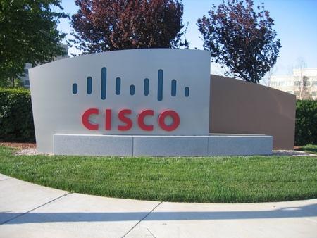 Oficinas centrales de Cisco.