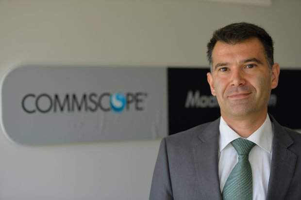 SANTIAGO MUÑOZ, Sales Director Spain & Portugal de CommScope.