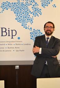 Ariel Lunardello, experto de Bip