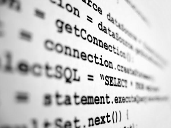 Código de programación.