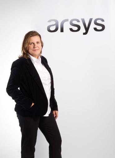 Susana Juan, Responsable de Desarrollo de Negocio Cloud & Servers de Arsys.