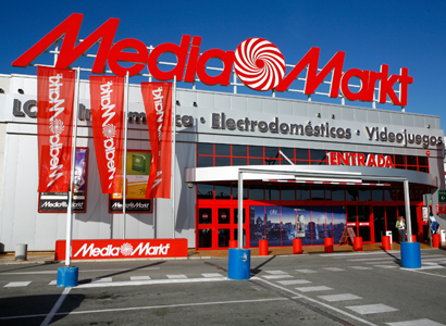 Tienda de Media Markt en España.