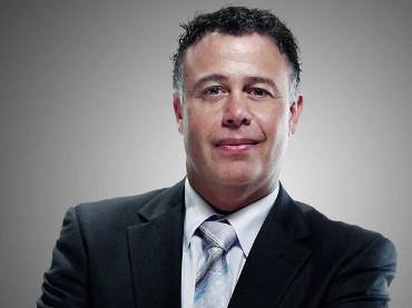 Dion Weisler, CEO saliente de HP.