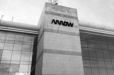 Oficinas de Arrow en Madrid.
