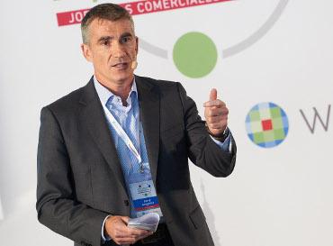 Josep Aragonés en las jornadas comerciales de Wolters Kluwer