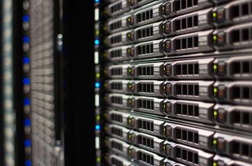 Granja de servidores.