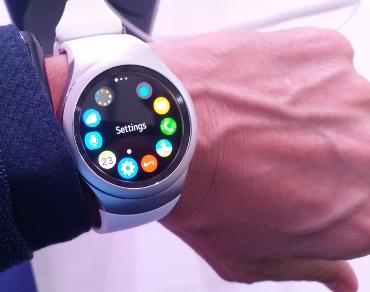 Samsung Gear S2 presentación de Lisboa