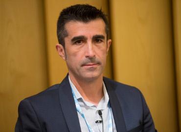 Óscar Jiménez, director de ISV en Sage.