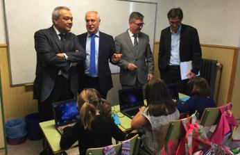 Proyecto Escuelas Conectadas. La Rioja