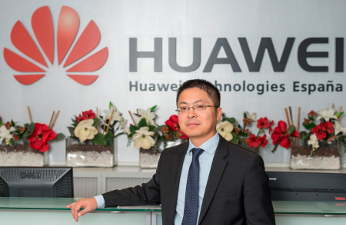 Tony Jin Yong, nuevo CEO de Huawei en España.
