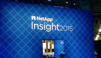 NetApp Insight 2015