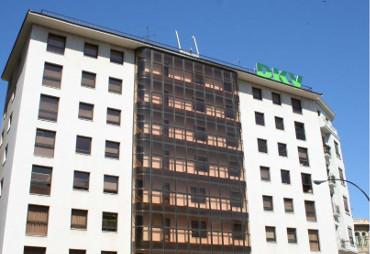 edificio DKV seguros