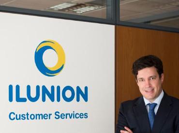 Ignacio Sánchez, Director TIC de Ilunion Customer Services.