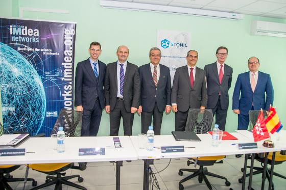 Convenio multilateral de Telefónica para impulsar el 5G en España