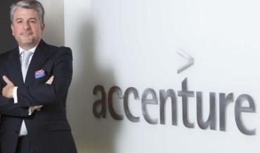 Juan Pedro Moreno, presidente de Accenture en España.