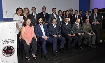 III Premios a la Innovación en el CPD 2015