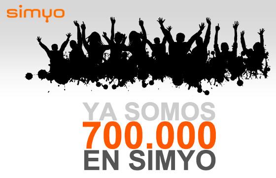 Simyo llega a las 700.000 líneas móviles