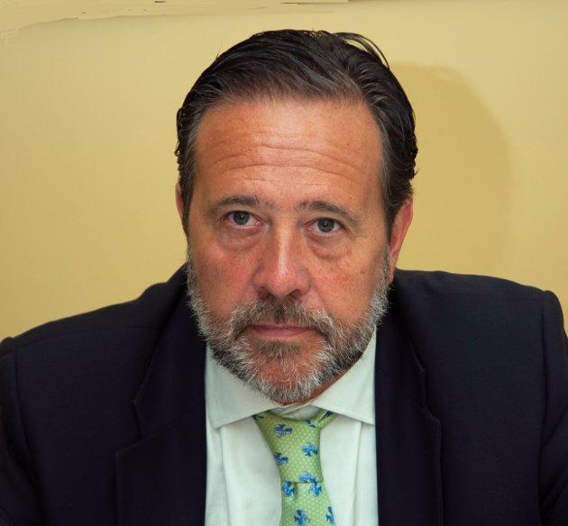 MARKEL GRUBER, director general de Global Switch en España.