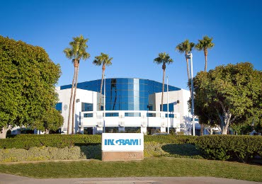 Oficinas centrales de Ingram Micro.