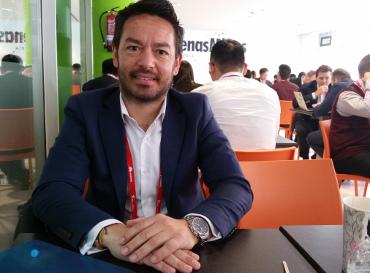 Juan Llamazares, country manager de Nfon
