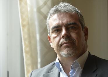 Pedro Quiroga, director general de MCR