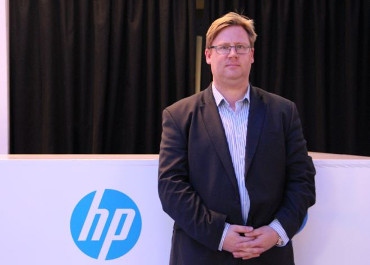 Tim Grieveson, Chief Cyber Strategist Enterprise Security Products HPE EMEA