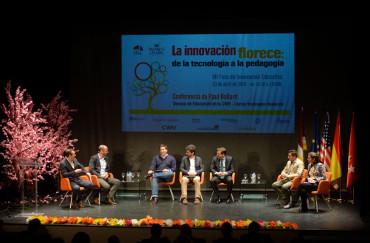 Tertulia sobre innovación en la educación