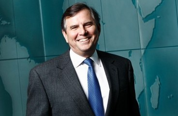 David Farr, Chairman y CEO de Emerson.