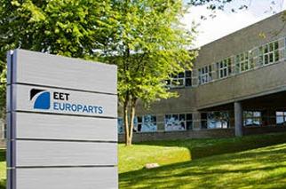 Oficinas de EET Europarts.