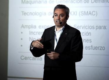 Juan Antonio Fernández (CEO de Unit4)