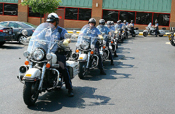 Policía Kansas City