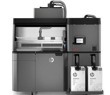 Impresora 3D de HP.