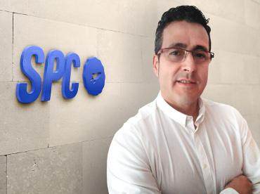 José San Emeterio, director general de SPC.