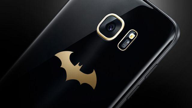 Samsung lanza su batmóvil
