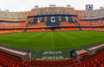 Mestalla ya es un estadio conectado por 4G