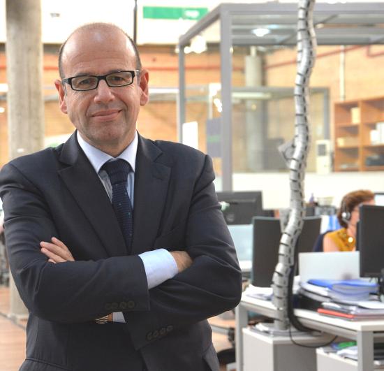 Luis Pardo, CEO de Sage.