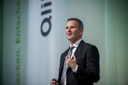 Lars Björk, CEO de Qlik