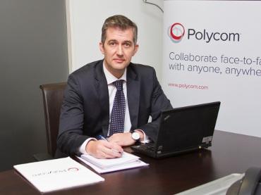 Pedro Ballesteros, Polycom.