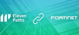 Acuerdo ElevenPaths Fortinet