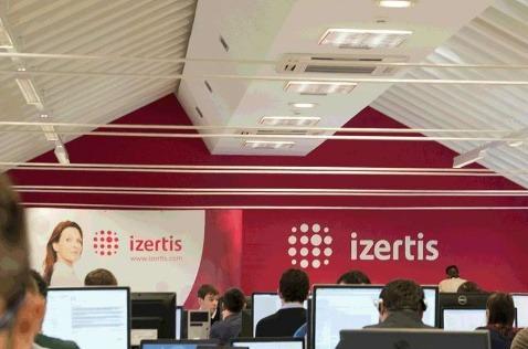 oficinas Izertis
