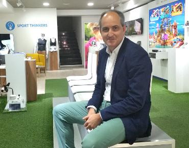 Rafael Sanz, director de Empresas y Partners de Microsoft.