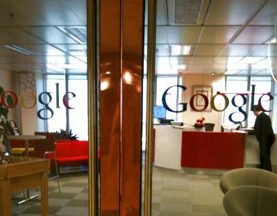 Oficinas Google Madrid.